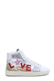 SAINT LAURENT 'Love' sneakers