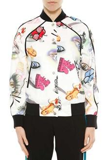 KENZO Multicolor print jacket