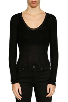 T BY ALEXANDER WANG Viscose blend knit