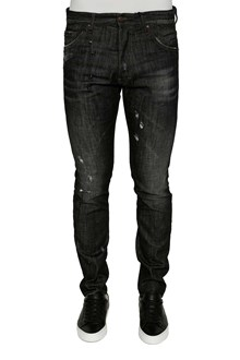 DSQUARED2 'Cool Guy' black washed jeans