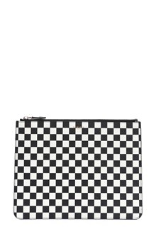 GIVENCHY Checkered pouch