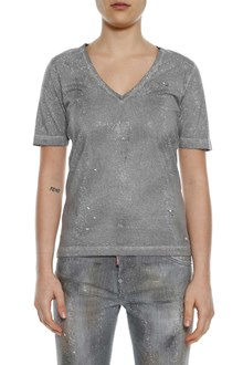 DSQUARED2 V neck t-shirt