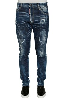 DSQUARED2 Painted jeans
