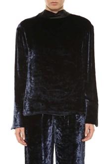 MAISON MARGIELA Velvet blouse