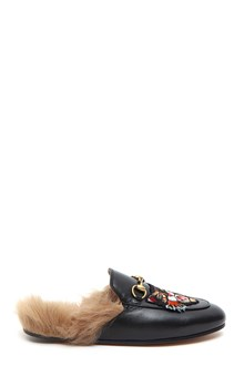 GUCCI Angrycat patch 'Princetown' slipper