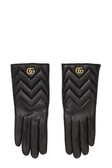 "GUCCI ""GG Marmont"" gloves"