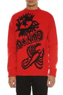 STELLA MCCARTNEY Sweater with front design