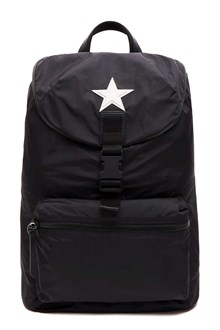 GIVENCHY zaino nylon with white star Obsedial