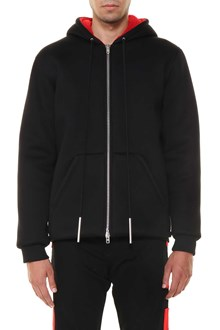 GIVENCHY Contrast lining jacket