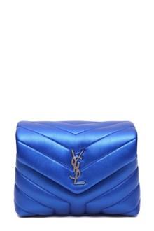 SAINT LAURENT 'Toy Loulou' strap bag laminato