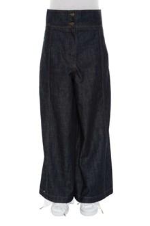 KENZO Long wide leg jeans