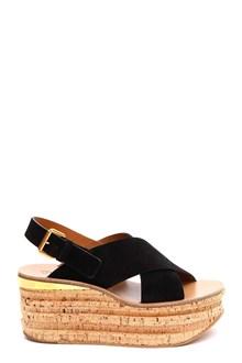 CHLOÉ 'Camille' sandal