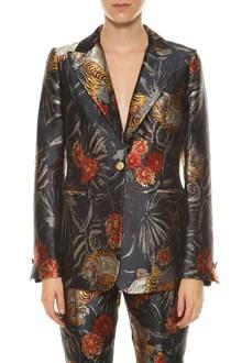 P.A.R.O.S.H. Damask blazer