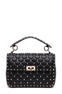VALENTINO GARAVANI Spike medium shoulder bag
