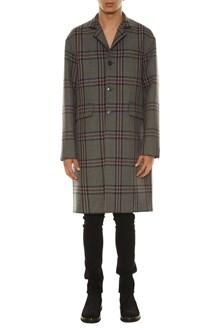 VALENTINO Checked coat