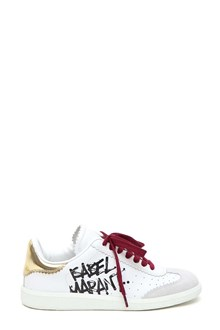 ISABEL MARANT Leather and suede 'Bryce' sneakers