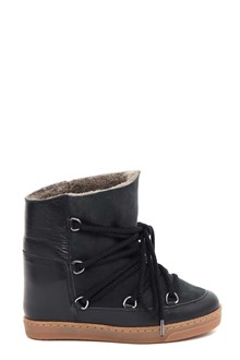 ISABEL MARANT 'Nowles' snow-boot sneaker