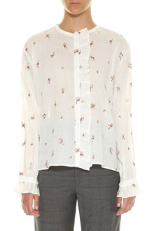 ISABEL MARANT 'Uamos' shirt with embroideries