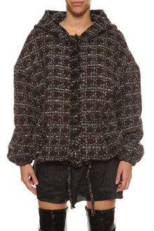 ISABEL MARANT Checked tweed jacket