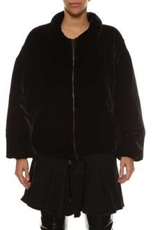 ISABEL MARANT Velvet padded jacket