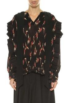 ISABEL MARANT Willis printed blouse