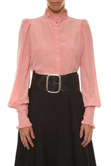 ISABEL MARANT Shirt with frills collar