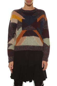 ISABEL MARANT pull multicolor