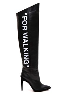 OFF-WHITE 'For Walking' boots