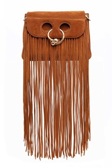 J W ANDERSON Mini 'Pierce' shoulder bag with fringes