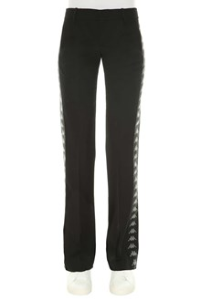 FAITH CONNEXION Trousers with side bands