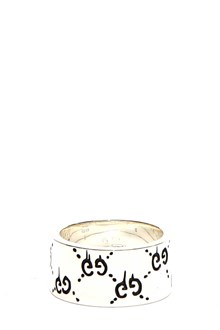 GUCCI Gucci Ghost ring 12mm aureco