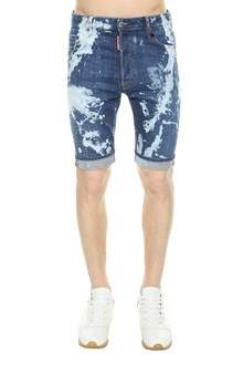 DSQUARED2 Bermuda denim