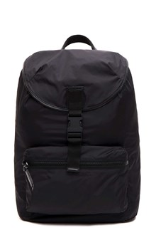 GIVENCHY Nylon and leather backpack