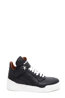 GIVENCHY Mid sneaker with stars