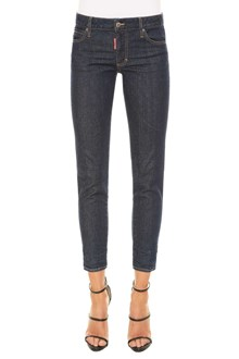 "DSQUARED2 ""Twiggy"" cropped jeans"