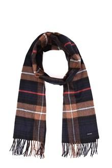 DSQUARED2 scarf misto seta cashmere