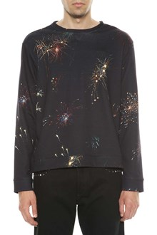 VALENTINO Fireworks printed sweatshirt