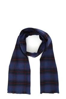 VALENTINO Check scarf
