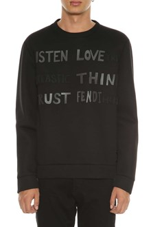 FENDI Sweatshirt with writings