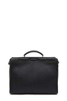 """FENDI """"Peekaboo"""" handbag in Roman leather"""