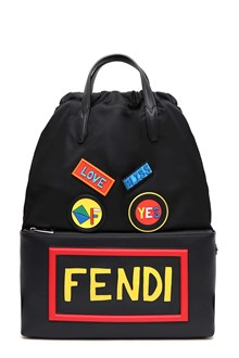 FENDI Fendi Faces backpack
