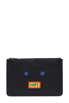 FENDI Fendi Faces pouch