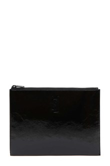 "SAINT LAURENT ""Monogram"" tablet holder"