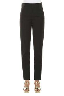 SAINT LAURENT Pantalone slim in lana