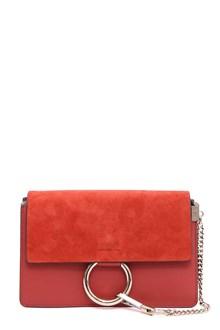 CHLOÉ Mini 'Faye' shoulder bag
