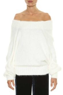 ALBERTA FERRETTI Off-shoulder sweater