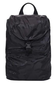 VALENTINO GARAVANI Camouflage printed  backpack