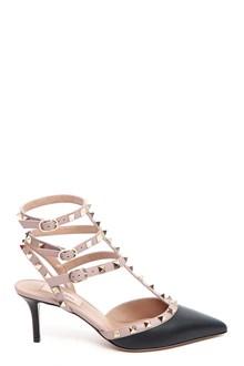 VALENTINO GARAVANI 'Rockstud' décolleté with 65 mm heel