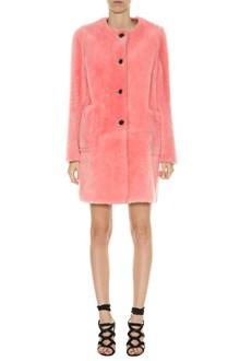 MARNI Shearling reversible coat