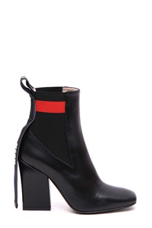 MSGM Logo ankle boots